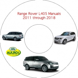 L405 Range Rover Manuals