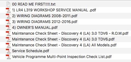 tdv6 service manual